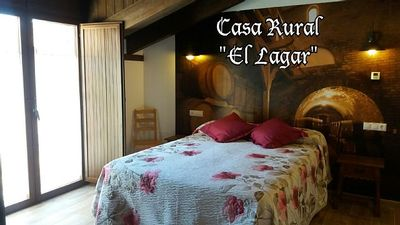 Photo for Self catering El Lagar for 4 people