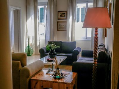 Photo for Spacious Angelica apartment in Duomo with WiFi & integrated air conditioning.