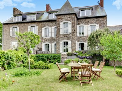 Photo for 9BR House Vacation Rental in Saint-Briac-sur-Mer, Bretagne