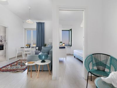 Photo for Sorrento Apartment, Sleeps 4 with Air Con and WiFi