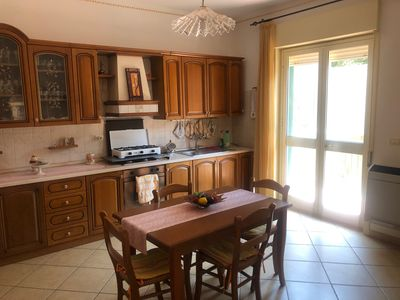 Photo for Beautiful apartment in the heart of a small Sicilian village