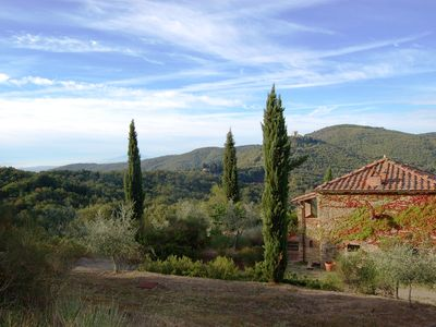Photo for 4BR Chateau / Country House Vacation Rental in Civitella in Val di Chiana (Ar)