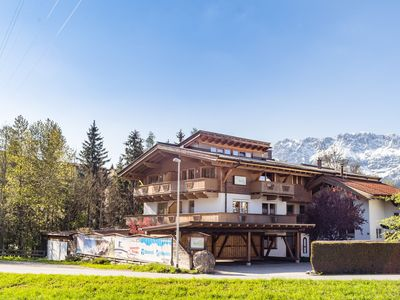 Photo for Spacious apartment with terrace near the ski lift and the centre of Ellmau