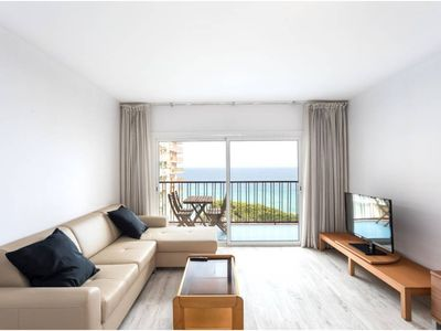 Photo for Beautiful apartment on the beachfront