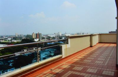 roof deck east by southeast view