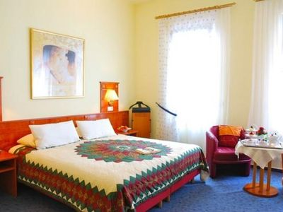 "Photo for Double Room, Shower, Toilet - Hotel & Restaurant ""Zum Turm"""