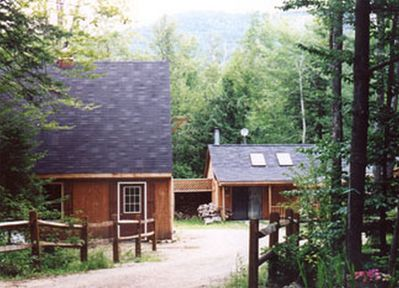 Grand House and Barn $975 per week  * rent one or both homes Guest House $795 wk