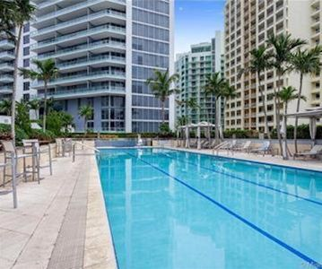 Photo for Gorgeous Miami Brickell 2 Bedroom/2 Bathroom Full Service Condo (4 Guests)