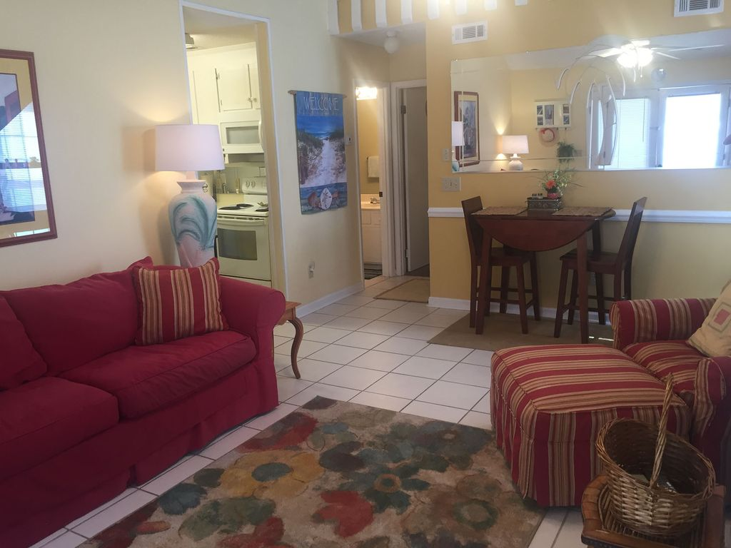 Horizon South 27a Panama City Beach Condo Sleeps 6 2 Br Vacation Condo For Rent In West