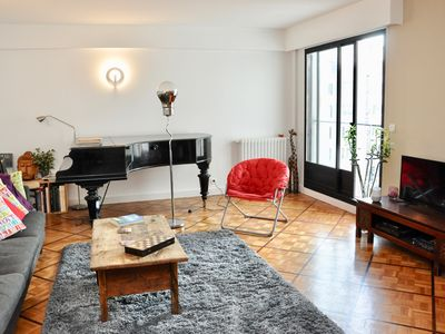 Photo for HostnFly apartments - Beautiful apartment in Boulogne-Billancourt