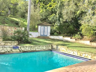 Photo for Montecito Poolside Guest Suite on Large Estate-Pool-1 Acre-Gated-Beautiful!