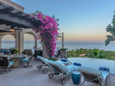 Photo for Exclusive Villa Del Mar - Spectacular View! Privacy, Security, Service and Charm