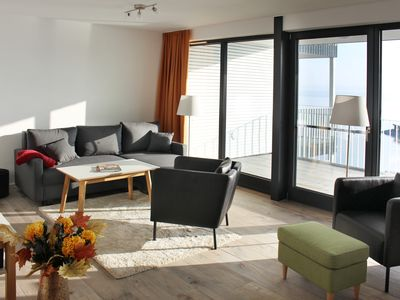 Photo for 3-room SUITE with balcony in the WHITE HOUSE AT PORT PLAU