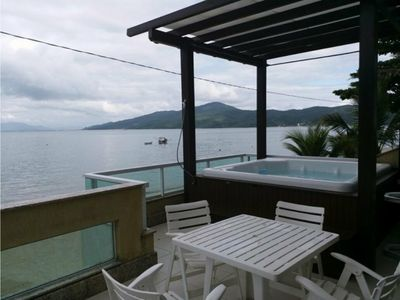 Photo for Ocean Front House in Canto Grande - SC # LC101