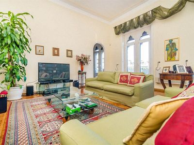 Photo for prestigious penthouse apartment parioli area 220sqm