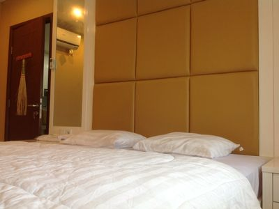Photo for Lux and Cozy 1BR in Thamrin Executive Resd