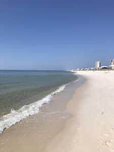 Beautiful Beach just waiting on YOU!!