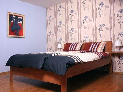 Photo for Family friendly 90m2 apartment in the design of the 30s