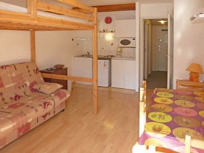 Photo for 1BR Apartment Vacation Rental in LES ORRES