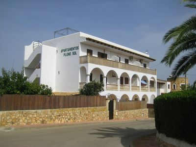 Photo for Cozy apartment in Cala Santanyi