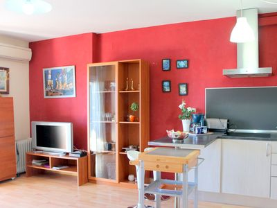 Photo for 1BR Apartment Vacation Rental in Ampuriabrava