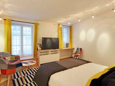 Photo for S01114 - Nice and modern studio for two people near the Louvre