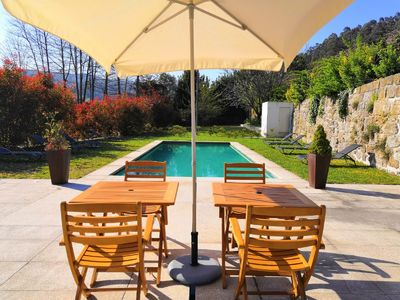 Photo for Casa do Passal Country House in Penafiel with private pool - Free Wifi