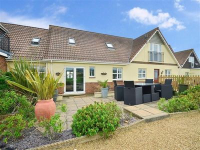Photo for Beautiful rural and sea views, close to beach and local attractions