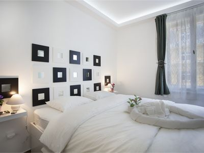 Photo for Bright flat near TV tower and city center