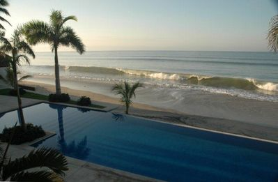 Photo for Agave Blue - New Family-Friendly Luxury Beach Front Condo