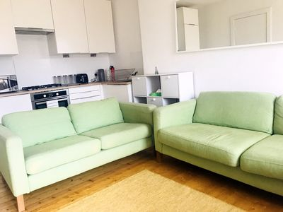 Photo for Central Apartment with Free Parking & WiFi (Sleeps upto 4)