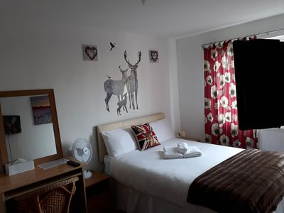 Photo for Large double room perfect for travelers visiting London for just a few days.