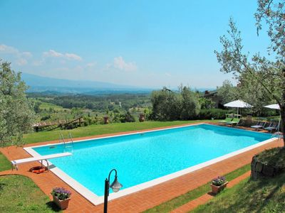 Photo for Vacation home Podere Le Poggiole (MTV120) in Montevarchi - 4 persons, 1 bedrooms