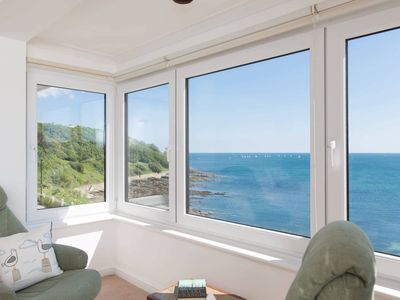 Photo for Sea Views - sleeps 5 guests  in 3 bedrooms