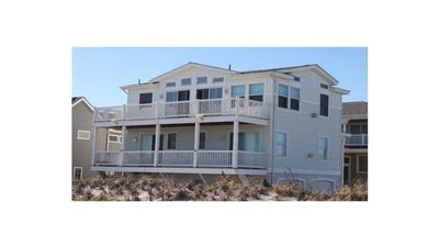 Photo for BEACH HAVEN OCEANFRONT! ENJOY THE BEACH! WALK TO DINNER SHOPS ACTIVITIES & BAY!