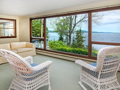 Photo for 4B/3 Bath Waterfront available in June, Labor Day and after