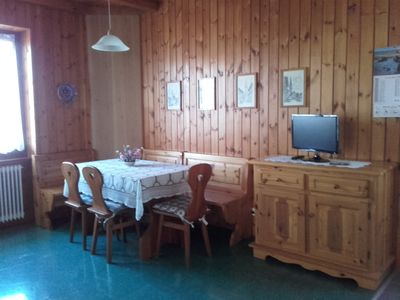Photo for Agritur Rizzi - Apartment for 4/5 people