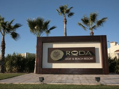 Photo for Apartment in roda golf & beach resort