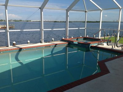 Photo for Water View, And 50' Dock