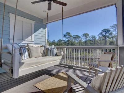 Photo for Gorgeous 4 BR Beach Chic Cottage~ $200Cr, Gas Grill, Near Pools in NatureWalk