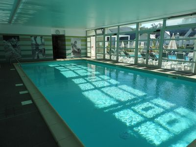 Photo for House of 50M² with Heated Pool and Indoor Pool + Beach 5min