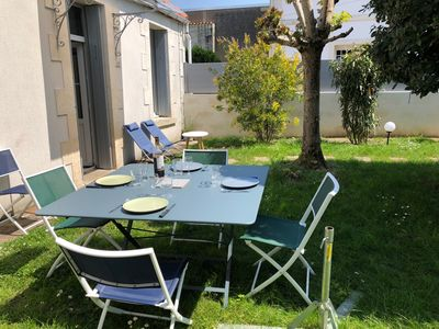 Photo for renovated holiday home: St Georges de Didonne - ROYAN (dept 17) - France