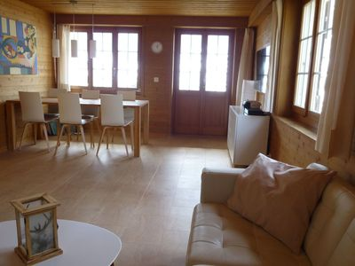 Photo for Beautiful apartment for 6 people with WIFI, TV, balcony and parking