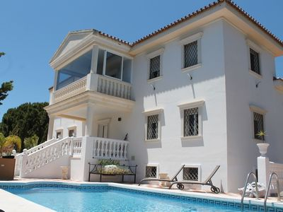 Photo for Fantastic 9 bedroom Villa with private pool close to the beach!