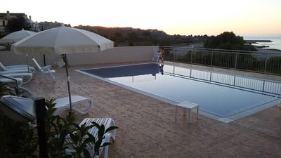 Photo for APARTMENT WITH POOL A 50 METERS FROM THE SEA