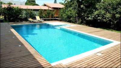 Photo for Beautiful house with pool near the sea in Campeche