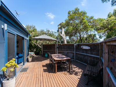 Photo for Fully Fenced Backyard with Entertainment Area
