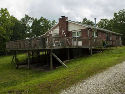 Photo for Beaver Lake Retreat near Rogers, Arkansas