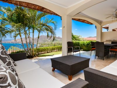 Photo for Pleasing ocean views of Playa Hermosa and mountain view of the Cacique Peninsula