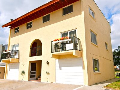 Photo for Star of the Gulf - Private house steps from sand sleeps 2-14